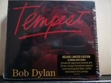 BOB DYLAN TEMPEST - CD DELUXE LIMITED EDITION - IMPORT COLUMBIA