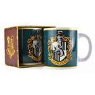 Harry Potter Hufflepuff Crest Mug 350ml (Boxed)