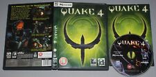 Quake 4 - PC GAME - complete with serial key