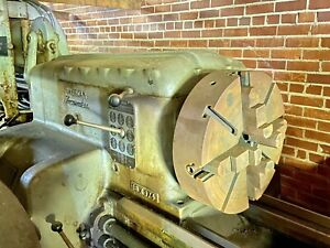 """18"""" X 174"""" AMERICAN PACEMAKER ENGINE LATHE. Free Loading. Need Space."""