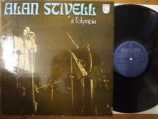 91 20 188 GT.04  Alan Stivell - A L'Olympia - 1972 LP