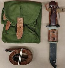 Romanian Bayonet set