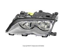 BMW E46 325i 330i Driver Left Headlight Assembly Halogen OEM 63127165785