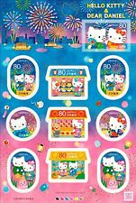 Hallo Kitty - Folienbogen postfrisch, Japan