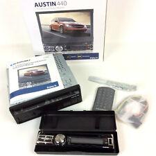 Blaupunkt Austin 440 Single DIN 7 Inch In-Dash DVD Touch Screen AM FM Receiver
