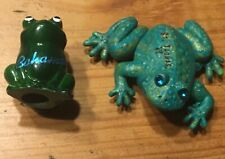 Two Frog Magnets