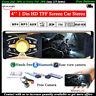AUX TFT 4'' 1 Din HD Car Radio Estéreo MP5 Manos Libres Bluetooth USB FM +Cámara