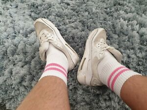 Trashed Men's Trainers Air Max Size 7