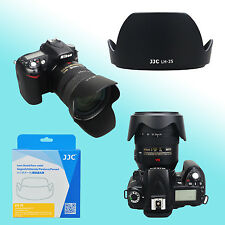 HB-25 Lens Hood Shade Nikon 24-85mm f/2.8-4D IF AF-S 24-120mm f/3.5-5.6G IF-ED