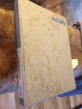 Philips Em301 Operating Instruction Manual Em 301 Scanning Electron Microscope
