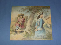 VINTAGE BROADHEAD DRESS GOODS JAMESTOWN NY PAPER ADVERTISING