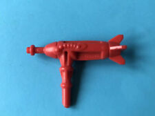 WEAPON *** GHOSTBUSTERS MATTEL 1980s *** 6 cm ECTO 2 HELICOPTER RED GUN