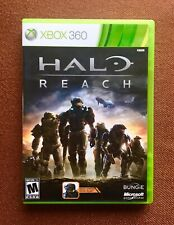 Halo Reach Video Game Xbox 360 Backwards Compatible with Xbox One X