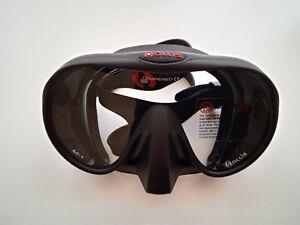 Hollis M1 Dive Mask, Black