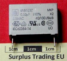ISKRA KNB1530 0.33uF 275Vac X2 RFI Supression PCB Mtg