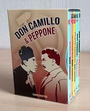 DVD 5 x DON CAMILLO und PEPPONE, Sammler Edition mit 5 Filme gebraucht