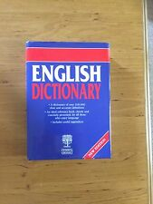 ENGLISH DICTIONARY BY GEDDES & GROSSET 2010
