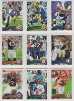 2011 Topps Football Team Sets **Pick Your Team**