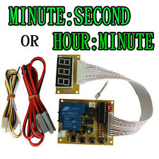 JY-17B 3 Digits Timer Board Power Supply time control board for coin acceptor