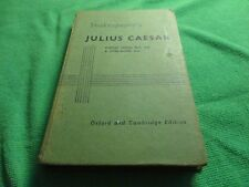 SHAKESPEARE'S JULIUS CAESAR BY STANLEY WOOD  (HARDCOVER BOOK)#
