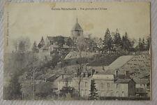 """CPA """" Sainte Ménehould - Vue générale du Château"""