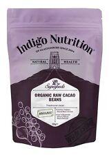 Granos de cacao orgánico Todo - 250g-índigo Hierbas
