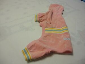 SIGNATURE Doggy Pet Beautiful Soft Hoodie Color Pink  Size M