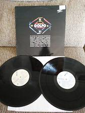 """EL GOLFO 91 HEROES DEL SILENCIO LOQUILLO 2 X LP VINILO VINYL 12"""" DRO G+/VG &"""