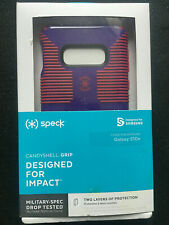 Samsung Galaxy s10e Speck Candyshell Grip case Ultraviolet Purple Ruby (OEM)