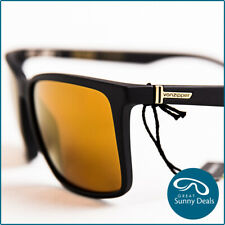 Vonzipper Men's LESMORE Sunglasses Stainless Steel Nylon Glass Black