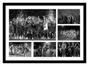 Liverpool FC European Cup & Champions League 1977-2019 Photo Memorabilia