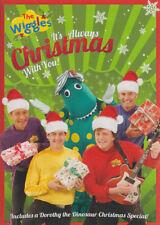 Wiggles It's Always Christmas With Yo - DVD Region 1
