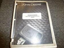 John Deere 9400 9500 9600 Combine Shop Service Repair Technical Manual Tm1401