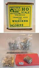Walker model 1/87 h0 METAL KIT 5029 international transtar 4200 wrecker ovp#2421