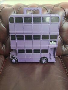 Popco Knight Bus Night Harry Potter Figure Storage Case Playset