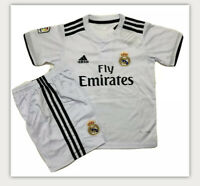 Real Madrid Home Football  jersey for kids (Gareth Bale #11)