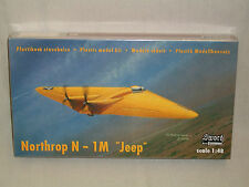 "Sword 1/48 Scale Northrop N-1M ""Jeep"" Flying Wing  -  Factory Sealed"