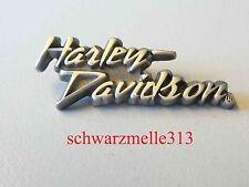 Original Harley Davidson  Schriftzug Pin Neu