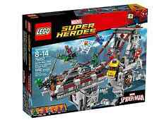 LEGO MARVEL HEROES - Spider-Man: Web Warriors Ultimate Bridge Battle  - 76057