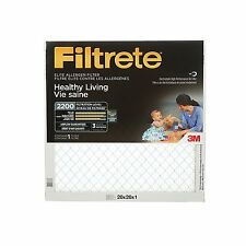 Filtrete Mpr 2200 20X20X1 6 Pack Healthy Living Elite Allergen Reduction Filter