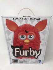 Furby Orange Red Phoenix New In Box Electronic Pet 2012