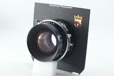[Near Mint] Fujifilm Fujinon W 125mm f/5.6 Large Format Copal From Japan #152