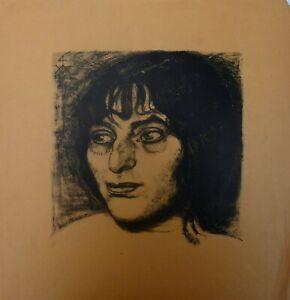Monogrammist 1915 - Frauenbildnis