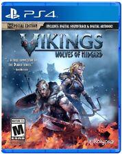 Vikings : Loups de Midgard (Sony Playstation 4, 2017)