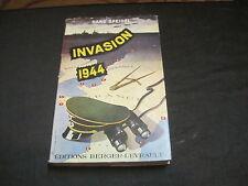 Hans SPEIDEL: Invasion 1944 le destin de Rommel et du Reich. préf.d'Ernst Jünger
