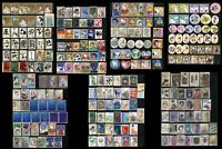 Lot  of 250 JAPAN Nippon Stamps Postage Collection  USED