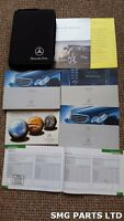 MERCEDES C-CLASS W203 C350 COUPE OWNERS MANUAL HANDBOOK  + SERVICE HISTORY