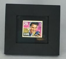 Elvis Presley Framed 29 Cent Stamp