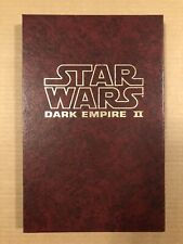 Star Wars: Dark Empire II (2) Signed & Numbered Hardcover Slipcase (#758/1000)