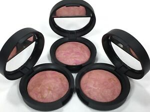3x 0.06oz Laura Geller Baked Blush N Brighten Pink Buttercream New Travel Size